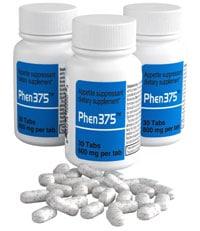 Χάπια αδυνατίσματος Phen375