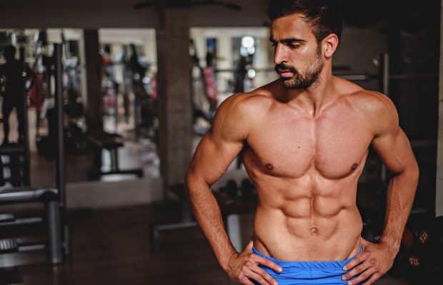 fitness άνδρας