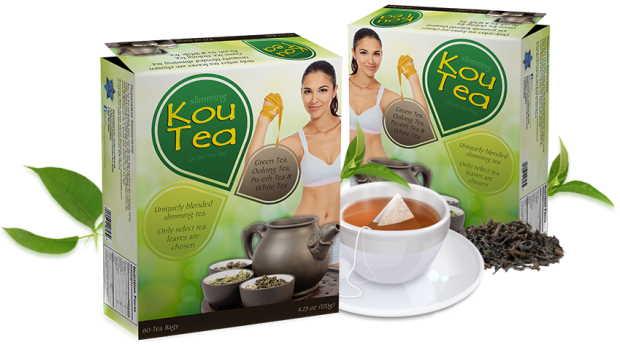 Τσάι αδυνατίσματος Kou Tea