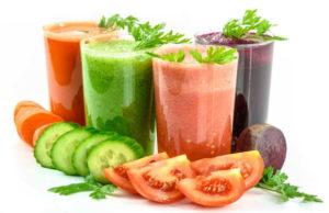 δίαιτα αποτοξίνωσης με λαχανικά